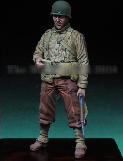 1/35 Resin Figures US Soldier 1pc