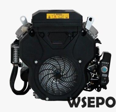 Прямые поставки с фабрики, WSE 2V78F 678CC 22HP 13 кВт V двухцилиндровый воздушный холодный 4 тактный газовый двигатель, используется для генератора, наземный бурильщик|generator engine|generator gasgas generator | АлиЭкспресс