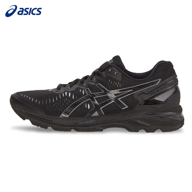 Original ASICS Men Shoes GEL-KAYANO 23 Breathable Cushion Running Shoes  Light Weight Sports Shoes