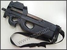 EMERSON P90 P9O специальный пистолет строп для страйкбола покраска военный охотничий строп черный EM6412