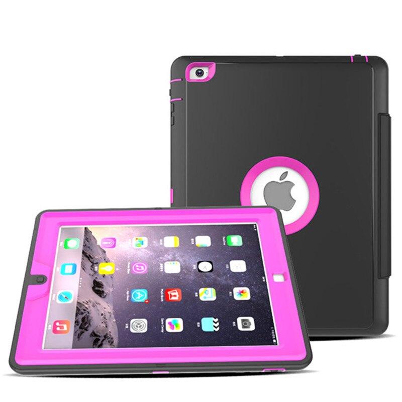 Fodral för Apple iPad 4 Kids Safe Shockproof TPU Stativskydd för - Surfplatta tillbehör - Foto 2