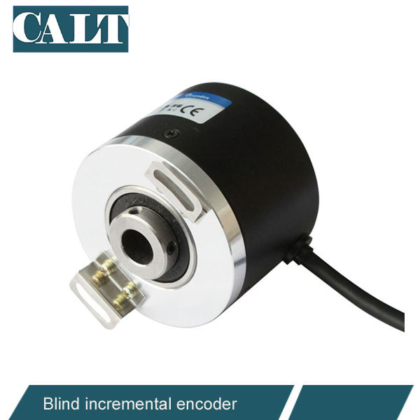 Chinese supply DIY Incremental optical Rotary Encoder GHB58 12mm hole push pull NPN  line driver output options an incremental graft parsing based program development environment