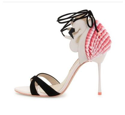 Newest Designer Flamingo Frill leather Satin and Suede Sandals Cut-out Ankle Lace-up Party Dress shoes woman Big Size 10 sbart 3mm wetsuit scuba diving suit neoprene wetsuit men fishing surfing wetsuits full body one piece dive surf wet suits