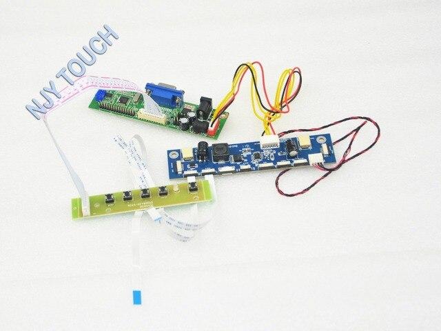 V.M70A VGA Universal LCD Controller Board DIY Kit For MT215DW01 V.3 MT215DW01-V1 21.5 inch 1920x1080 LED 7080-Q10N-00R LVDS TFT
