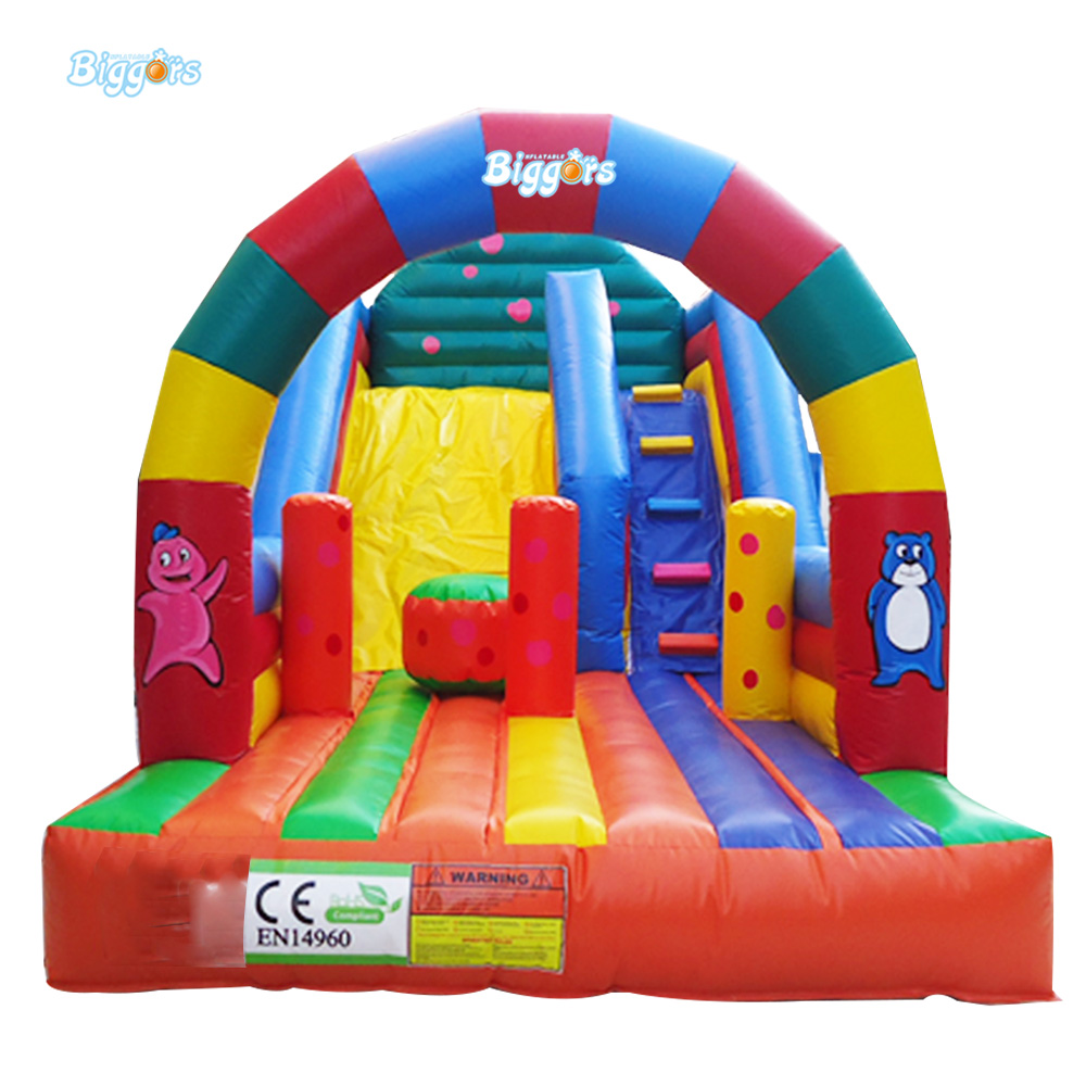 New Outdoor Game Inflatable Bouncer Customer Design Water Slide For Sale купить