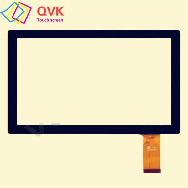 Black 7 Inch for GoClever Tab R76.2 ouch screen panel P/N 70342-A1 free shipping