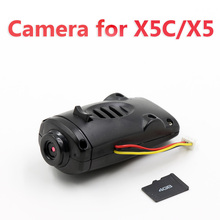 HD Camera for Syma X5 X5C X5C-1 Rc Drone 1280x720P Camara with 4GB Memory Card and Card Reader