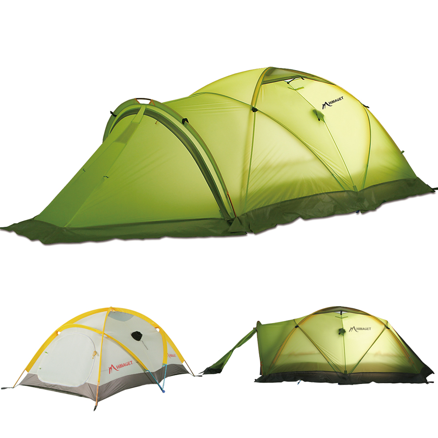 Professional Stormproof Winter Tent 2 Person Double Layer Outdoor Camping Tent For Climbing Mountaineering 1