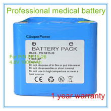 High Quality X-Rite P/N SE15-26 Battery | Replacement For X-Rite 500 504 508 518 528 530 Spectrometer Battery