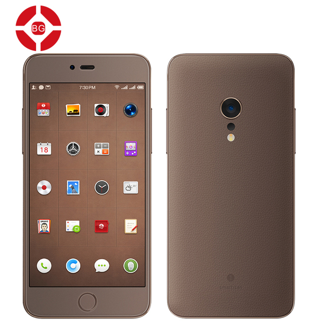 "BG Original Smartisan T3 M1L 4G LTE Mobile Phone Snapdragon 821 Android6.0 5.7"" 2K 2560X1440 6GB RAM 64GB ROM 23.0MP Fingerprint"