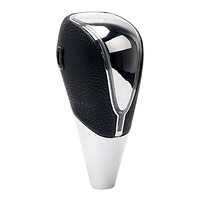 Manual Touch Motion Activated Universal LED Car Shift Knob Car Styling Gear Stick Shift Knob Cover Auto Automatic Gear