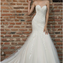 CLOUDS IMPRESSION Charming Wedding Dresses Floor Length