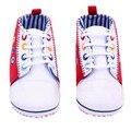 2017 Zapatillas de deporte Zapatos de Bebé Primer Paso Zapatos Muchacha del muchacho Recién Nacido zapatos calzado antideslizante 0-1 Años