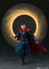 SHFiguarts Marvel Avengers Doctor Strange 15cm BJD Action Figures Toys for Children Gift