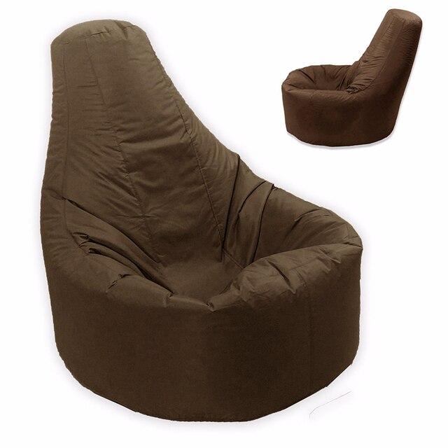1 Pcs R Sofa Bag Bean Garden Gaming Beanbag Outdoor Arm Chair Large