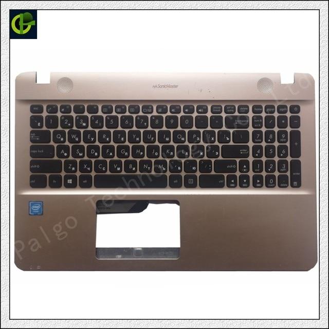 95% neue Russische tastatur mit palmrest abdeckung für Asus X541 X541U X541UA X541UV X541S X541SA X541UJ R541U R541 X541L fall RU