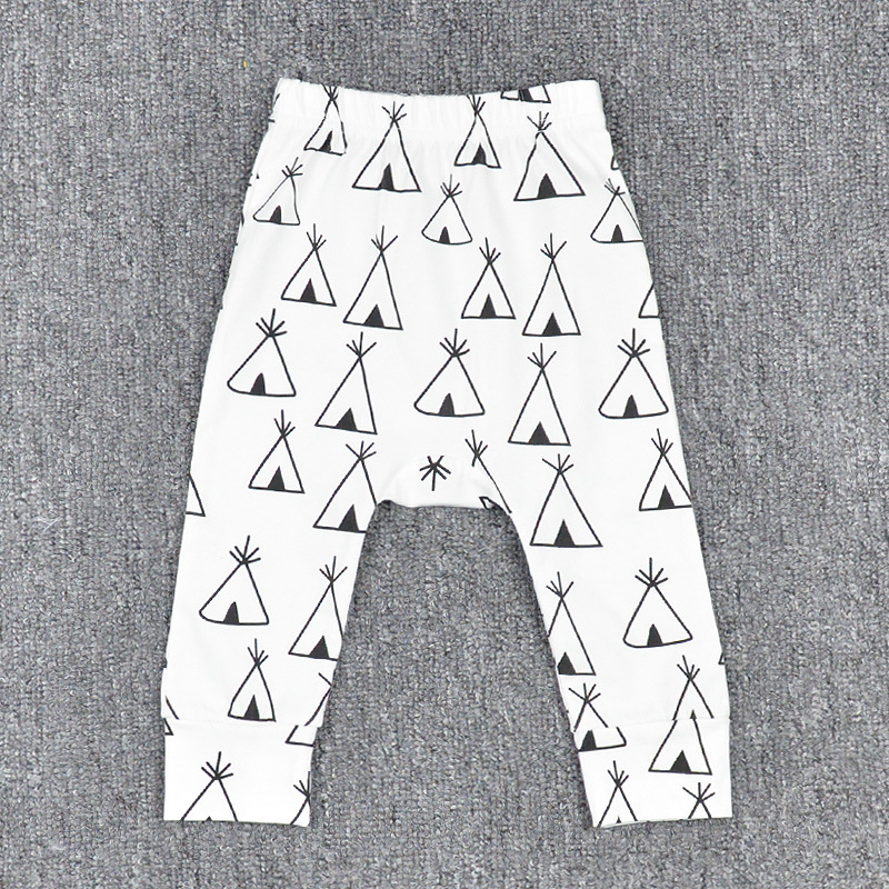 Retail Baby Pants Boy Girl Trousers Spring &Summer &Autumn Fashion Cotton Infant Pants Bebe Boys Girls Lovely Baby Trousers emmababy toddler infant baby girl boy pants wrinkled cotton vintage bloomers trousers legging pants boby clothing