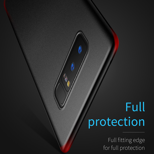Thin Frosted Matte Protective Phone Case – Samsung