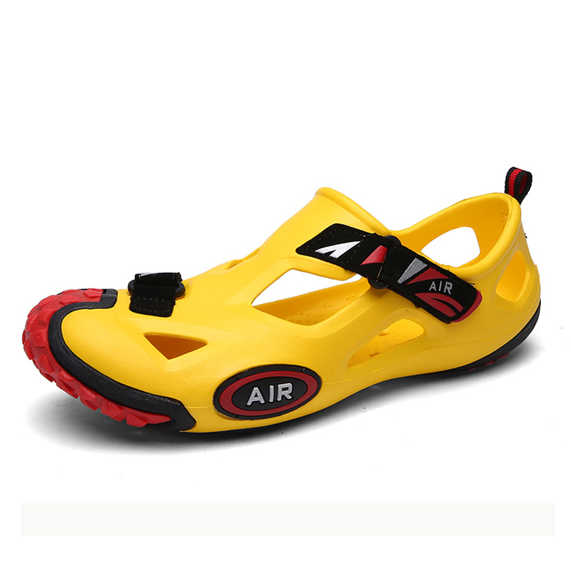 Large Size 35-44 Outdoor Sport Women Water Aqua Shoes Breathable Rubber Anti-Slippery Summer Beach Comfortable Sandals Shoes