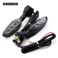 Rear LED Turn Signal Indicator Light For KAWASAKI NINJA 1000/650R/650/400/300 ZX 6R ZX 10R Motorcycle Accessories Blinker -