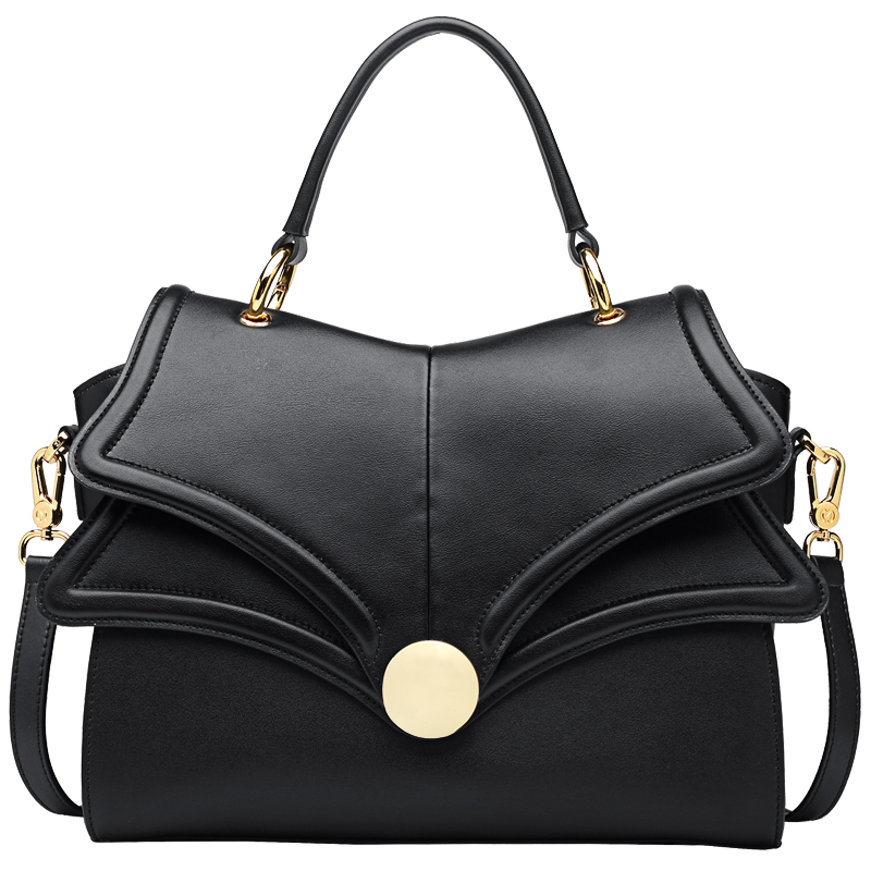 HOT &Luxury leather handBag 2018 Winter NEW handbags women bags designer genuine leather bag shoulder bags bolsa feminina#CK103 siruiyahan luxury handbags women bags designer genuine leather bag female shoulder bags women handbag bolsa feminina