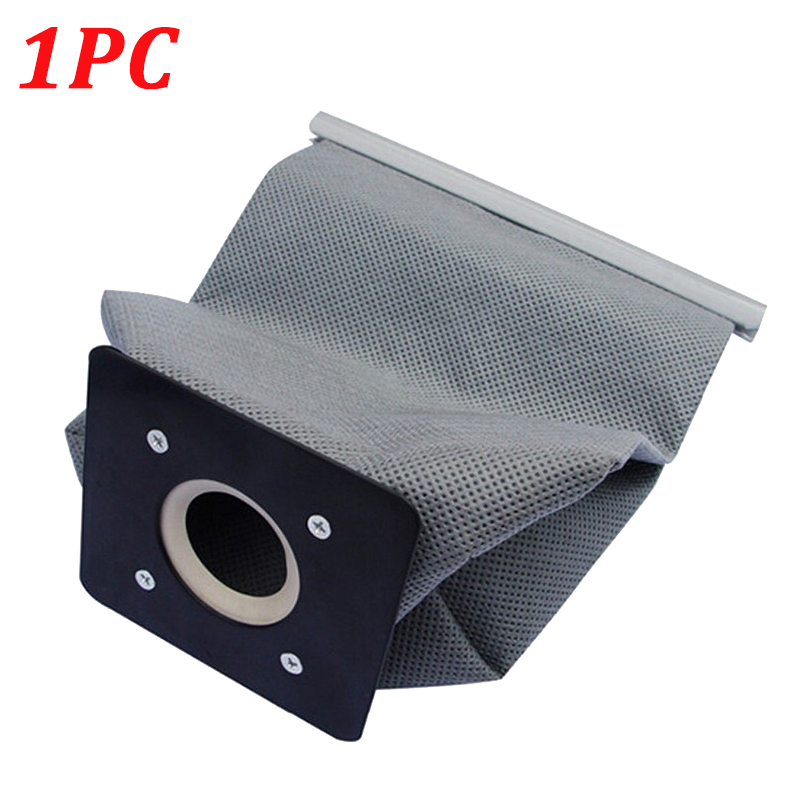 1PC Universal Vacuum Cleaner Cloth Dust Bag For Philips Electrolux LG Haier Samsung Vacuum Cleaner Bags Washable 11x10cm(China)