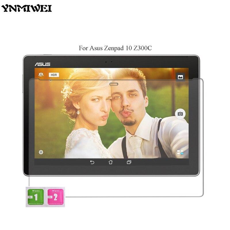 Zenpad 10 Z300ML Screen Protector For Asus ZenPad 10 Z300C Z300CL Z300CG Z301MFL 10.1 Tablet Tempered Glass Screen Protector