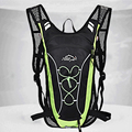 12L Small Waterproof Runnings Cycle Hydration Backpack for Bicycles Motorcycles Back Pack Bags (Optional 2L TPU Water Bladder)