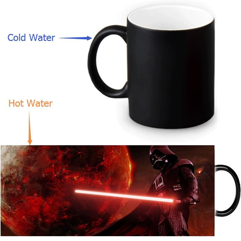 Star Wars Color Changing Mug
