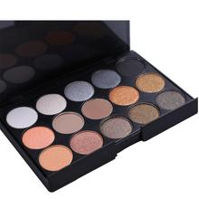 Beauty Girl Hot New Fashion Pro 15 color Eyeshadow Camouflage Concealer Palette Makeup Salon Cream Oct 25
