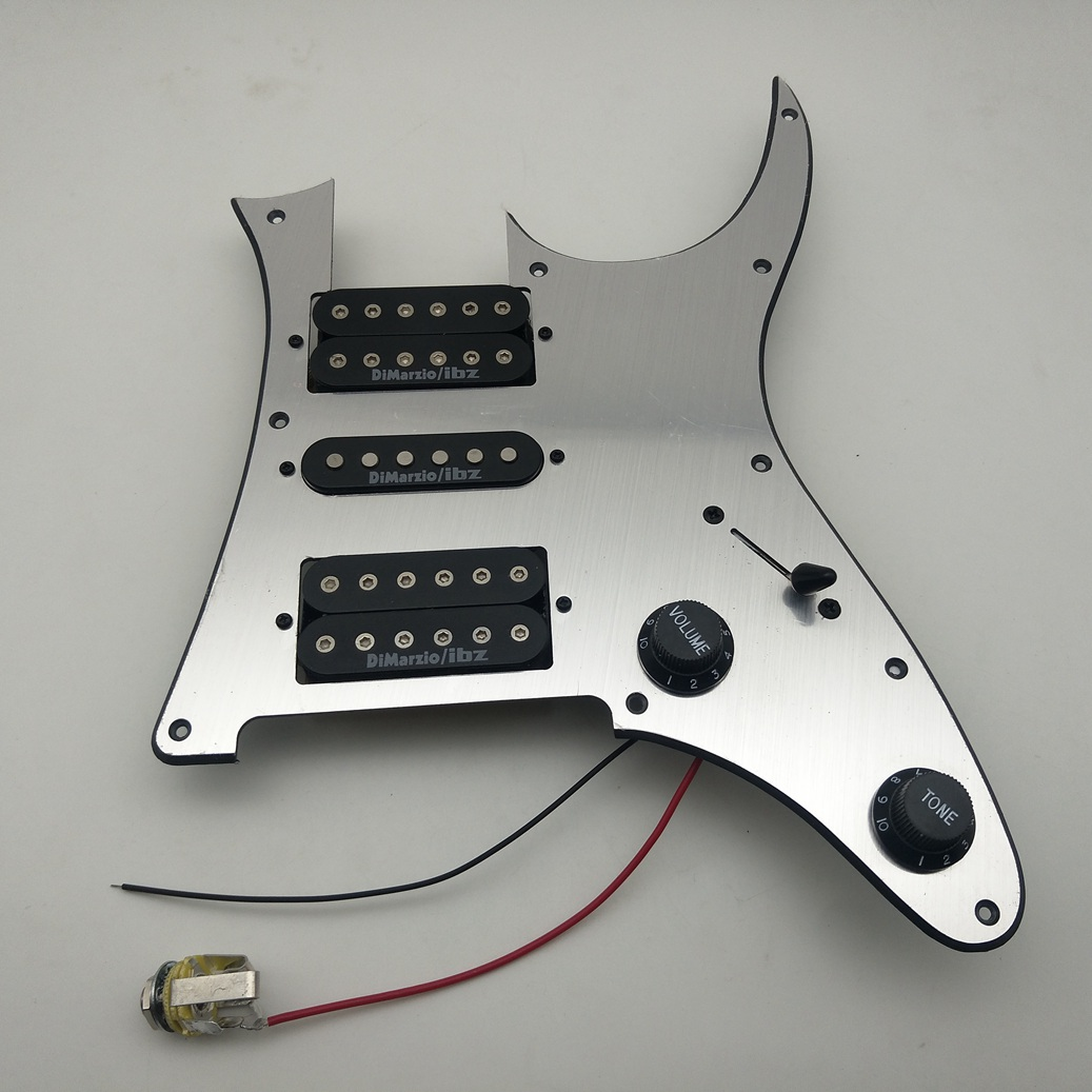 Wiring For Dimarzio And Seymour Duncan On Ibanez Guitar On ... on