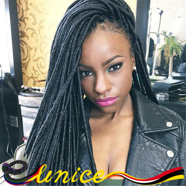 Crochet Braids Faux Locs : Aliexpress.com : Buy Faux Locs Colored Best Hair For Crochet Braids ...