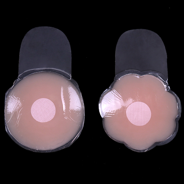 Reusable Self Adhesive Nipple Cover & Breast Lift