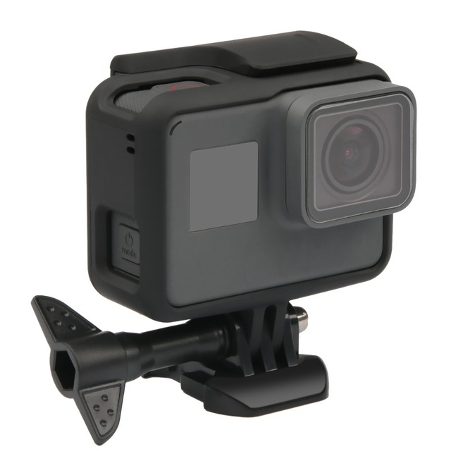 For GoPro Accessories GoPro Hero 7 6 5 Protective Frame Case Camcorder Housing Case For GoPro Hero5 6Black Action Camera