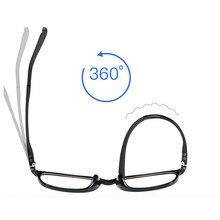 Okulary do komputera z cienką oprawką oraz filtrem BLUE