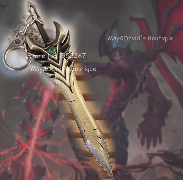 Lol Schwert Von Justicar Aatrox Die Darkin Klinge Legende Waffe