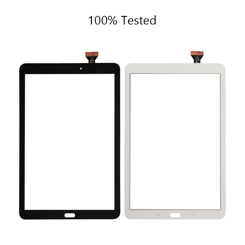 Free Shipping For Samsung Galaxy Tab E SM-T560 T560 Touch Screen Digitizer Glass Replacement free shipping new brown white touch screen digitizer glass replacement for samsung galaxy tab s 10 5 sm t800 t805s t805k t805l