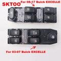 SKTOO Für Buick EXCELLE fensterheber schalter/vorne links fensterglas reglerschalter montage-in Auto-Schalter & Relais aus Kraftfahrzeuge und Motorräder bei