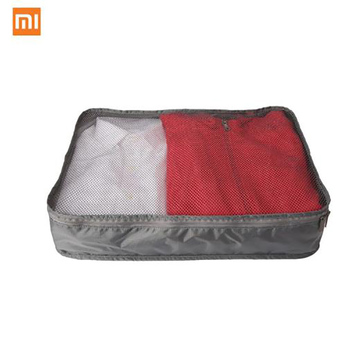 Original Xiaomi 90 Portable Storage Bag Folding Waterproof Pouch Clothes Bag Family Tool Travel Quilt Blanket Compression Video Games Bags