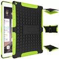 Противоударный Heavy Duty Чехол Для ipad 2/3/4 5 6 Защитите Резина Кожи гибридный Крышка Случая Стойки Для iPad Air 1 2 Прочный 2 в 1 Случае