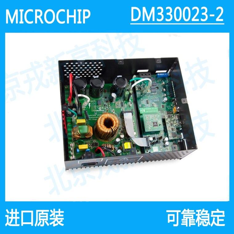Motor Control Of DM330023-2-dsPICDEM MCHV-2 Development Sy Em