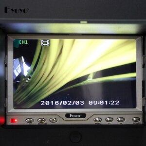 Image 4 - Eyoyo tubo di fogna macchina fotografica di controllo per 23 millimetri 800tvl Impermeabile Video di Fogna di Scarico Della Macchina Fotografica Testa di Riparazione Della Macchina Fotografica di Ricambio per 7D1