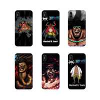 anime One Piece Marshall D Teach For Huawei G7 G8 P7 P8 P9 P10 P20 P30 Lite Mini Pro P Smart Plus 2017 2018 2019 Soft Skin Cover