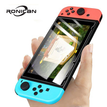 RONICAN 9H Protective Film Tempered Glass For Nintend Switch Screen Protector Cover Nintendo NS HD film
