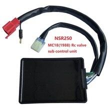 MC18(1988) Rc клапан подблок управления для honda NSR250 MC16