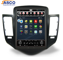 "Jasco 10.4"" Android 4.4 Car DVD Player GPS Navigation Multimeida for Chevrolet Cruze 2009 2010 2011 2012 Auto RDS Radio Stereo"