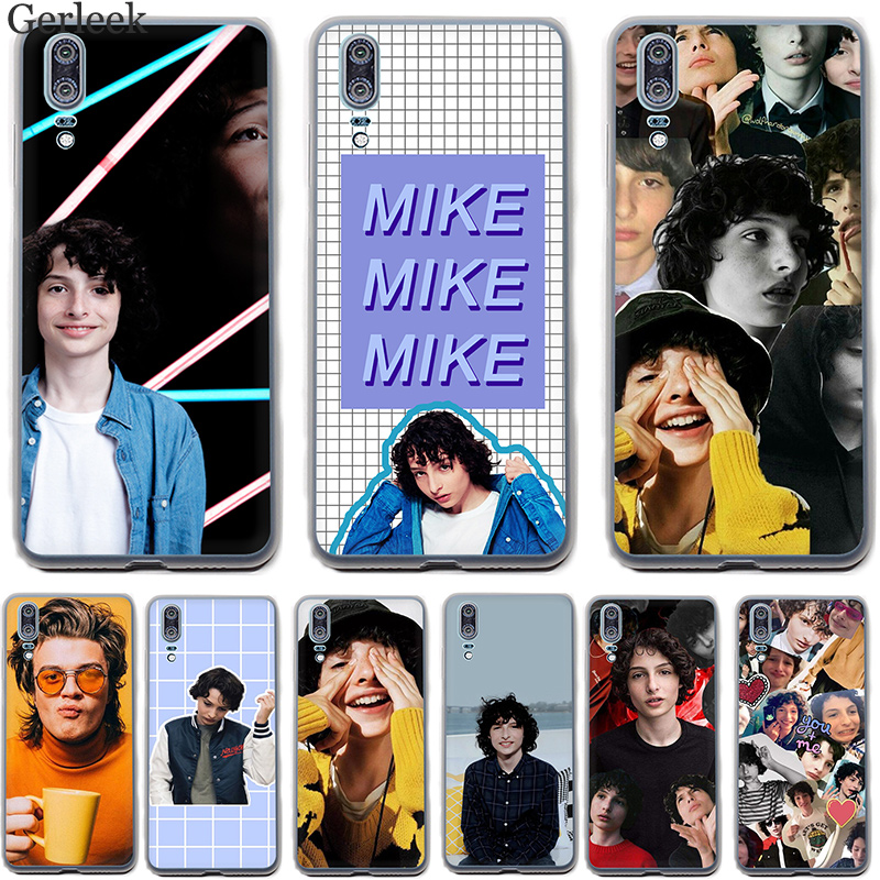 Soft TPU Case TV Finn Wolfhard Stranger Things Amazing Cover For Huawei P30 P8 P9 P10 P20 Lite Pro 2015 2016 2017 P Smart image