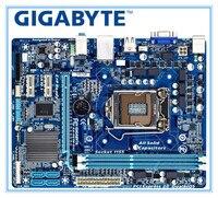 GIGABYTE GA H61M DS2 Desktop Motherboard H61M DS2 LGA 1155 i3 i5 i7 DDR3 16G uATX PC Mainboard