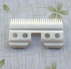 Image 2 - Ücretsiz kargo 20 adet/grup evcil hayvan kırkma makası seramik kesme hareketli bıçak ücretsiz kargo standart oster A5 bıçak