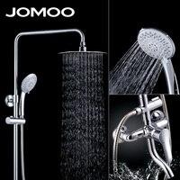 JOMOO Ванная комната осадки смеситель для душа набор смеситель с ручной опрыскиватель настенный для ванной душ 5 режимная функция лейка для ду